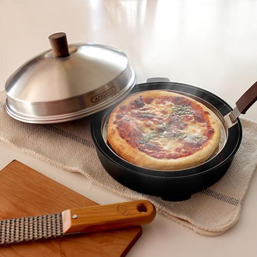 【APELUCA PIZZA OVEN POT】ビザ窯 オーブン 簡単 アぺルカ ギフト■ おまけ付き■ 送料無料■ ラッピング無料