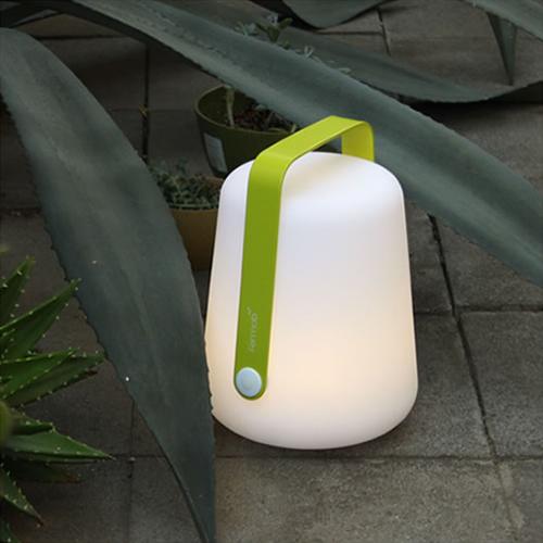 【Fermob BALAD LEDポータブルライト 25cm】照明 ライト 持ち運び LED 充電式 フェルモブ アウトドア バラッド ギフト■ 送料無料■ ラッピング無料