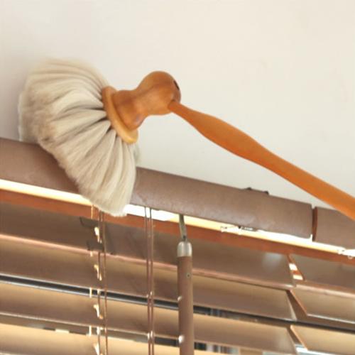 ドイツの老舗ブラシメーカーREDECKERの天井ブラシ 柄が長く女性でもラクに天井を掃除することができます 大注目 お掃除にはもったいないぐらい触り心地ちです REDECKER 天井ブラシ レデッカー 掃除用具 ギフト■ クリーナー 送料無料■ ラッピング無料 高価値 天井用 ブラシ 大掃除