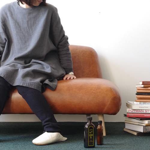 【送料無料】【開梱 設置 無料】【Dress a sofa】【Buns sofa Leather】【家具 ソファ クラスカ ドレス バンズ レザー】【メーカー直送品】【1年保証付】