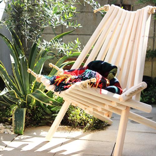 【PIONEER CHAIR パイオニアチェア】家具 椅子 チェア 家具 折りたたみ ウッド 木製 アウトドア■ 送料無料■ あす楽