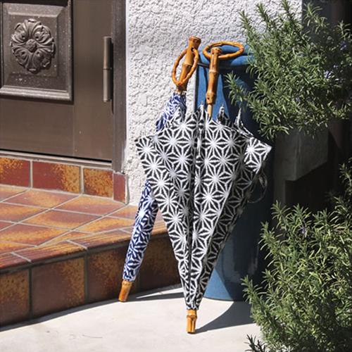 【SUR MER スケア 絞り柄】シュールメール ファッション 傘 かさ 晴雨兼用 紫外線防止加工■ 送料無料■ あす楽