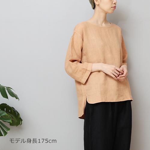 【LINEN TALES bilberry top Noカラーブラウス】ファッション ブラウス リネンテイルズ ユニセックス ■ ラッピング無料