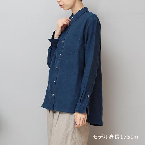 【LINEN TALES larch shirt Wideシャツ】ファッション シャツ リネンテイルズ■ ラッピング無料