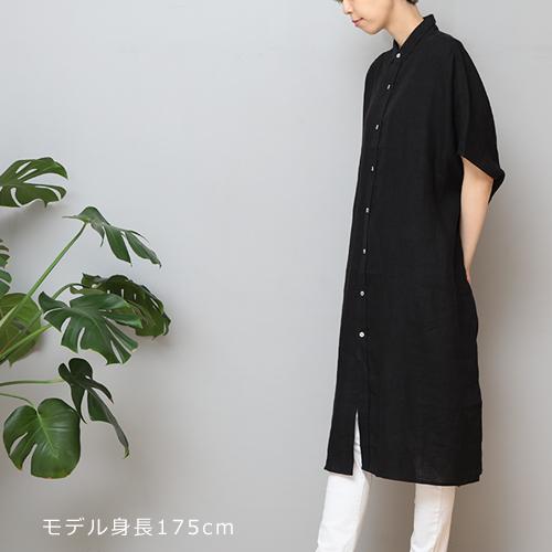【LINEN TALES ashberry dress DショルダーOP】ファッション シャツ リネンテイルズ■ ラッピング無料