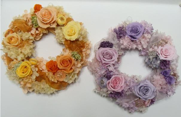 壁掛け 両親へ お祝い ブライダル ウェディング ブーケ プリザーブドフラワー 記念日 出産祝い 内祝い 造花 ドライフラワー 結婚式 両親贈呈 お見舞い 誕生日 プレゼント 長寿祝い 退職祝い