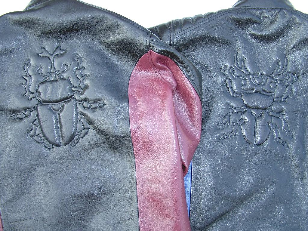 東京都在住のHさんとOさんクワガタとカブトムシをモチーフにしたジャケット
