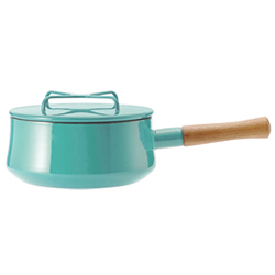 DANSK(ダンスク) コベンスタイル 片手鍋 18cm ティール