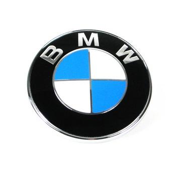 BMW純正部品 品質保証のドイツ直輸入品 ドイツ直輸入 70mm エンブレム 引出物 セット 51147044207 Z4 E89フロント E85 E86 E89サイド 売れ筋