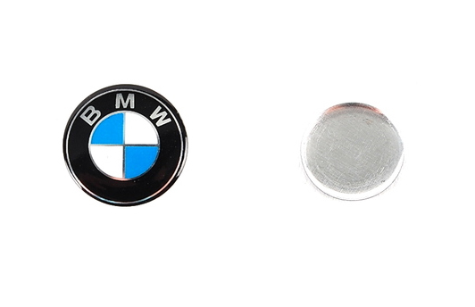 BMW純正部品 ☆正規品新品未使用品 品質保証のドイツ直輸入品 激安超特価 ドイツ直輸入 キーエンブレム 11mm 66122155754