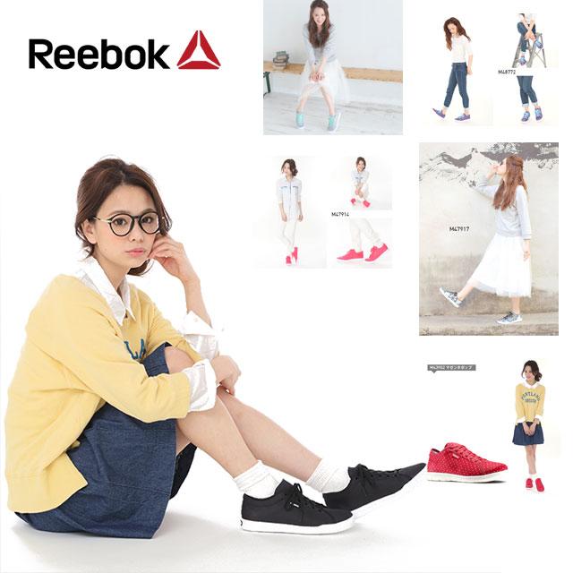 ☆ ☆ Reebok (Reebok) bra material sneakers leg 131 g lightweight shoes Skye landscape forever runaround women's low-cut SKYSCAPE women's shoes