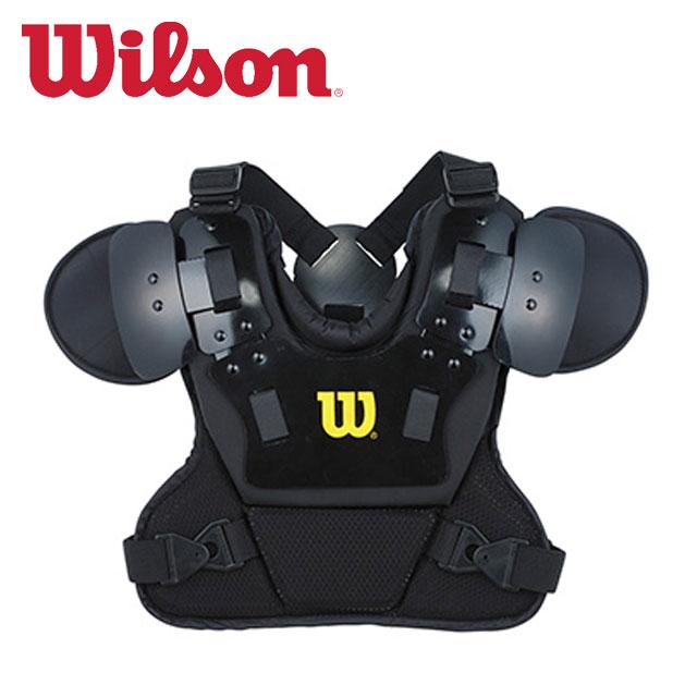 ウィルソン 野球 軟式用 アンパイアチェストプロテクター WTA3250RB Wilson