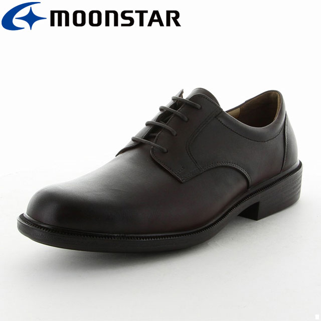 ムーンスター ビジネスシューズ SPH4500 日本製 幅広 革靴メンズ MS シューズ