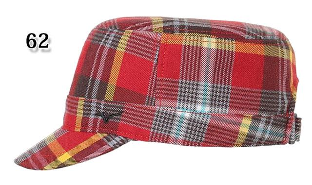 ミズノ アウトドア 帽子 メンズ レディース ブレスサーモ ワークキャップ A2JW7531 MIZUNO チェック柄