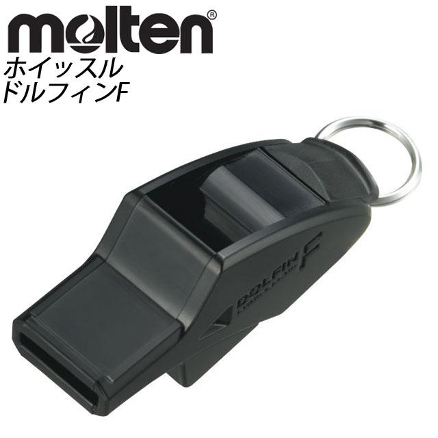 molten(モルテン) サッカー RA0070-K ドルフィンF サッカー審判員用ホイッスル【6個入】