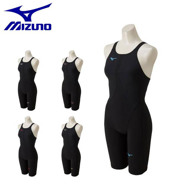 ミズノ レディース 水泳 MX-SONIC02 ハーフスーツ 水着 スイム 競泳水着 FINA(国際水泳連盟)承認済 N2MG8211 MIZUNO