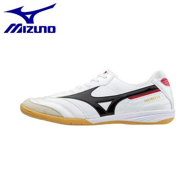ミズノ ユニセックス フットサルシューズ 靴 モレリアIN 軽量 Q1GA1700 MIZUNO