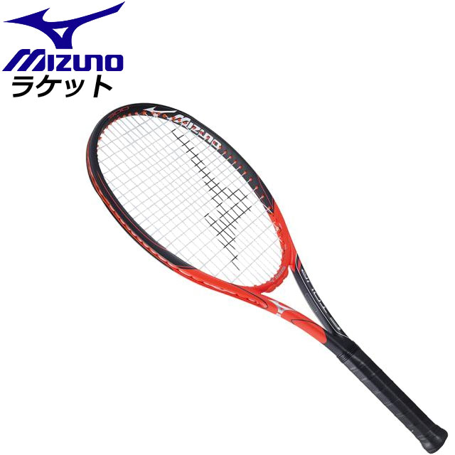 ミズノ F TOUR 300 ラケット 63JTH771 MIZUNO テニス スピード スピン バイブレーションレス