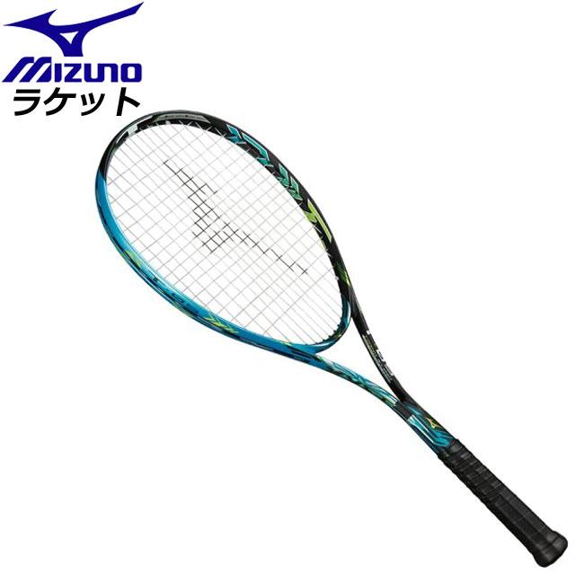ミズノ ソフトテニス ラケット ジストT-05 MIZUNO 63JTN835 ネットプレーヤーモデル 男女兼用