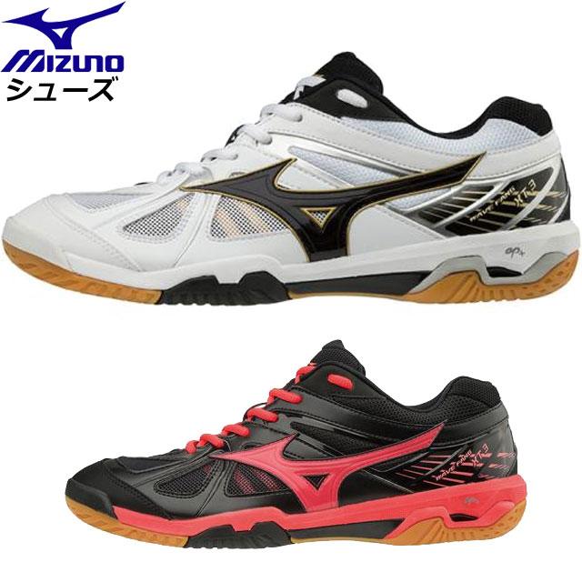 ミズノ 靴 ユニセックス ウエーブファングXT3 シューズ 71GA1850 MIZUNO バドミントン ハイスペックモデル