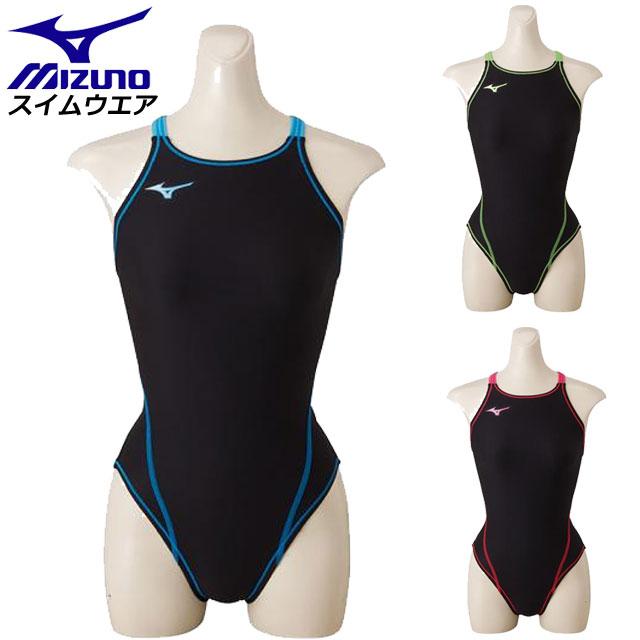 ミズノ スイムウエア ジュニア ミディアムカット 水着 N2MA8460 MIZUNO スイム・競泳水着 トレーニング