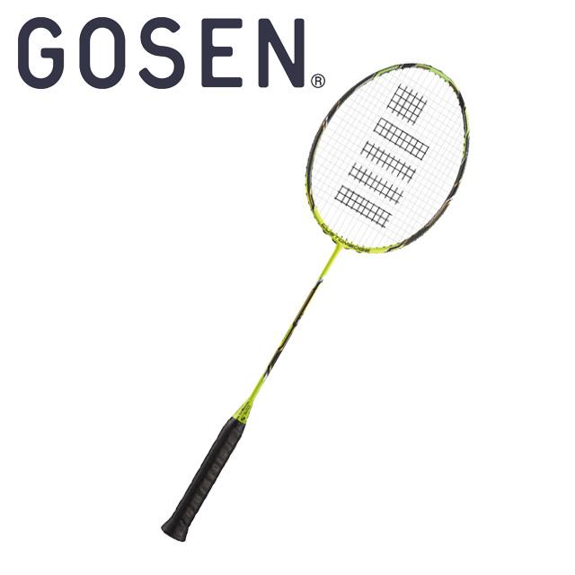 ゴーセン GOSEN バドミントン ラケット カスタムエッジ バージョン 2.0 タイプS BRCE2TS