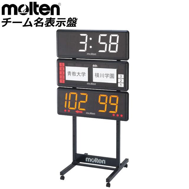 モルテン 設備 備品 チーム名表示盤 molten UX0120T