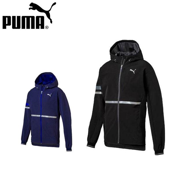 プーマ PUMA メンズ ジャケット ジップアップ 長袖 フード付き ラストラップウインタージャケット トレーニング 517612