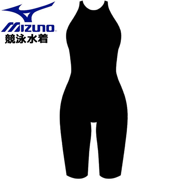 ミズノ 水泳 GX・SONIC IV ST ハーフスーツ MIZUNO 競泳水着 スイム トップスイマー スプリンターモデル レディース