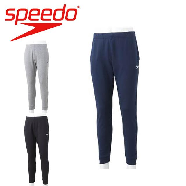 スピード speedo メンズ トレーニング スタンダード スウェット ロング パンツ SA81905