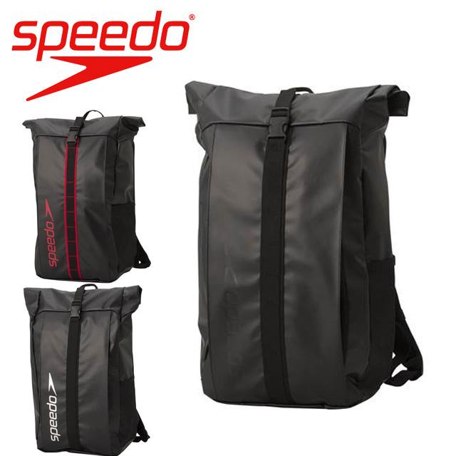 スピード speedo ロールトップ リュック バックパック SD98B65