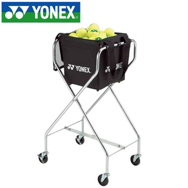 送料無料 ヨネックス テニス ボールケース キャスターツキボールバッグ 予約 YONEX AC373 ボールバッグ レディース 一般用 ボール入れ 用具 小物 ユニセックス 球出し メンズ アウトレット