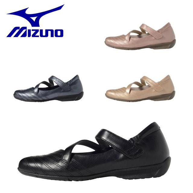 ミズノ レディース ウォーキングシューズ 靴 セレクト800 クロスベルト B1GH1860 MIZUNO