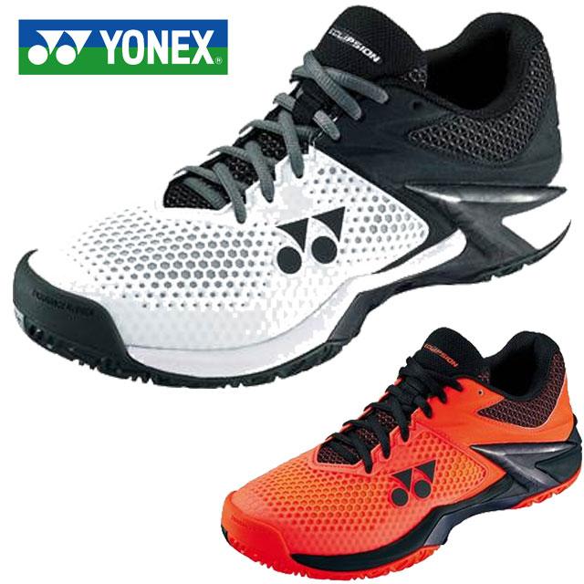 ヨネックス テニス オールコートM パワークッションエクリプション2MAC YONEX SHTE2MAC 靴 スニーカー シューズ ローカット 3E設計 オールコート用 一般用 メンズ