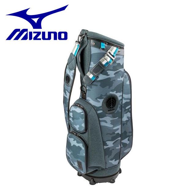 ミズノ ゴルフ バッグ キャディーバッグ BOLSA FIT 軽量 コンパクトモデル 5LJC1915 MIZUNO