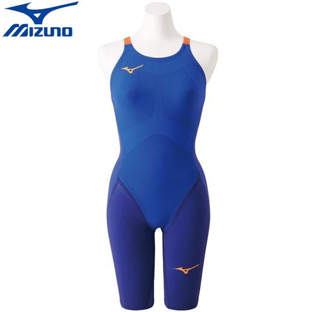 ミズノ 水着 レディース 競泳水着 競泳用ハーフスーツ GX・SONIC4 水泳 2XS-XL ウエア スイムウエア スイム MIZUNO N2MG9202