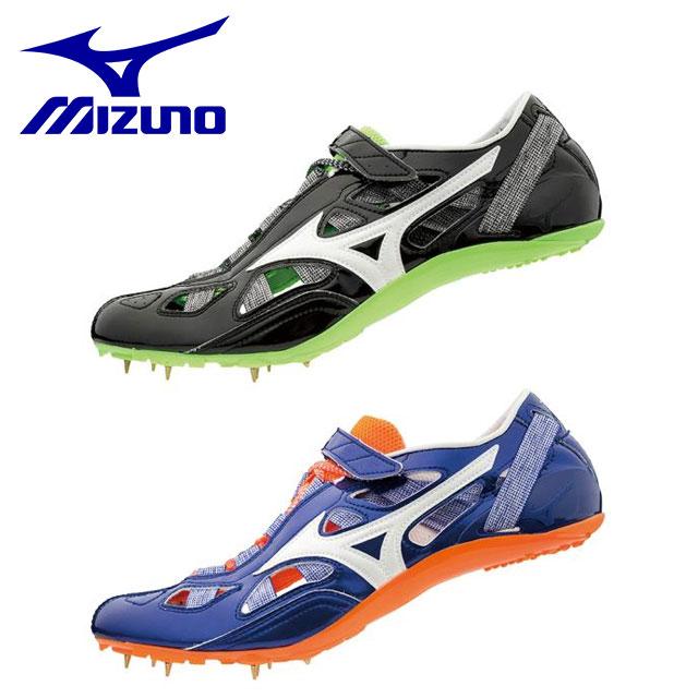 ミズノ メンズ レディース トラック 陸上競技 スパイク シューズ クロノインクス9 ハードル 靴 フィット サポート ユニセックス U1GA1901 MIZUNO