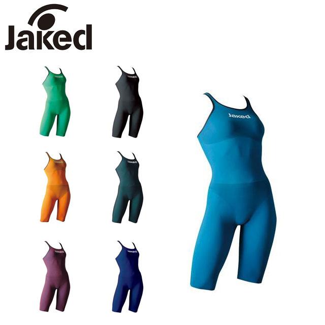 ジャケッド レディース 水着 競泳 水泳 J-カタナ オープンバック J-KATANA OPENBACK jaked 820033