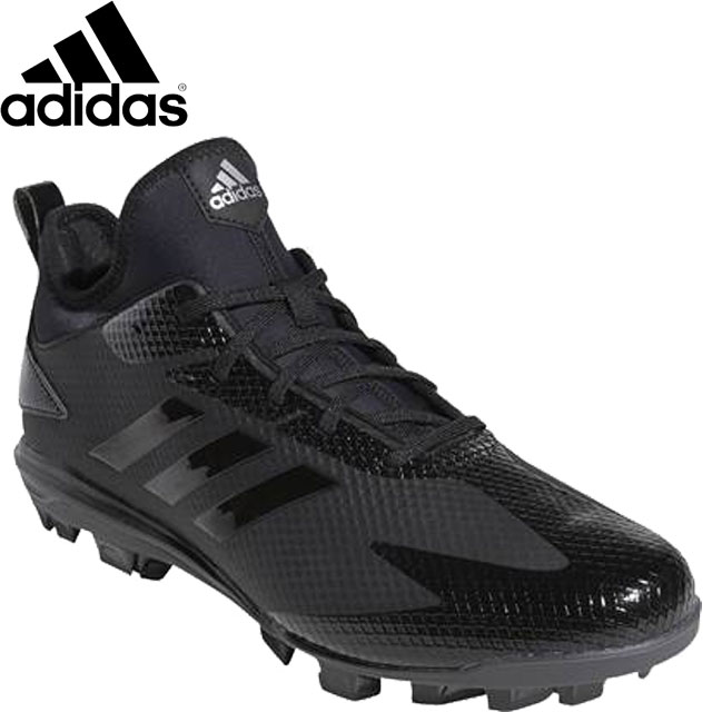 アディダス スパイク メンズ 靴 シューズ Baseball専用ラスト 野球 ベースボール 24.0-30.0 アディゼロスピードPOINT adidas DB3455