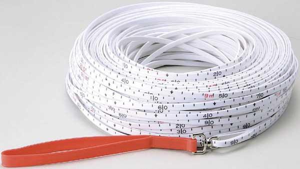 エバニュー EVERNEW 用具・小物 検尺ロープ EKA197 検尺ロープ100 体育用品