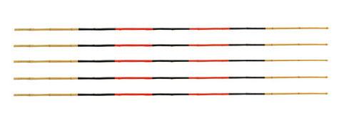 トーエイライ トTOEILIGHT 陸上 トラック競技 走高跳 G1282 竹バー 10本1組