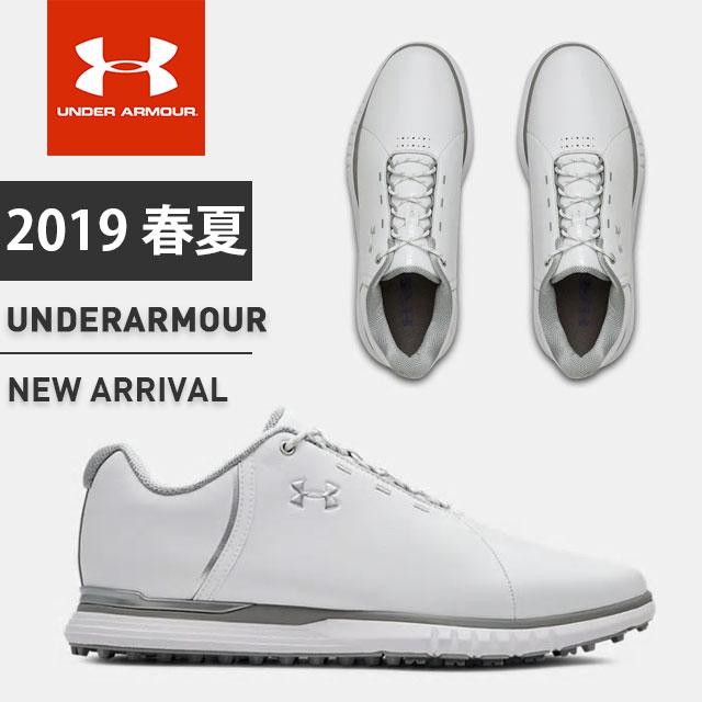アンダーアーマー レディース ゴルフシューズ 靴 UA フェード スパイクレス 防水 軽量 3021528 UNDER ARMOUR