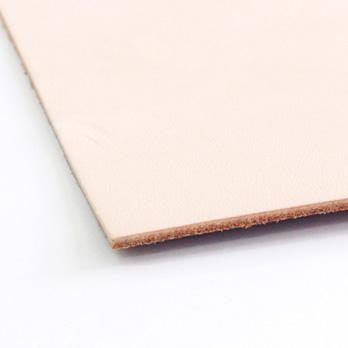 レザークラフト材料 革 ネコポス便 270円 ファクトリーアウトレット レザークラフト A4サイズ 株式会社モリヨシ謹製 革材料ヌメ革生成りハード 大幅にプライスダウン 2.5ミリ