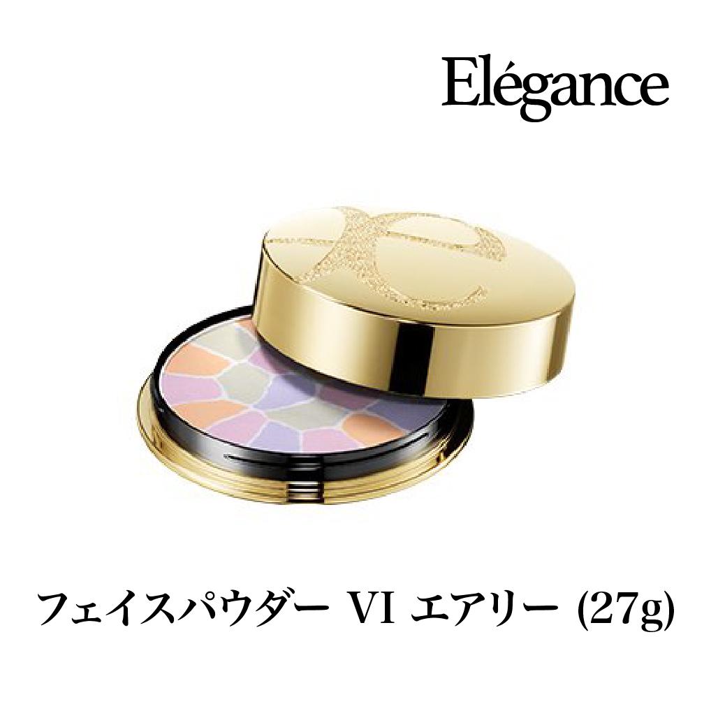 Elegance 人気急上昇 返品交換不可 エレガンス ラ プードル オートニュアンス リクスィーズ VI 本体 27g エアリー 送料無料
