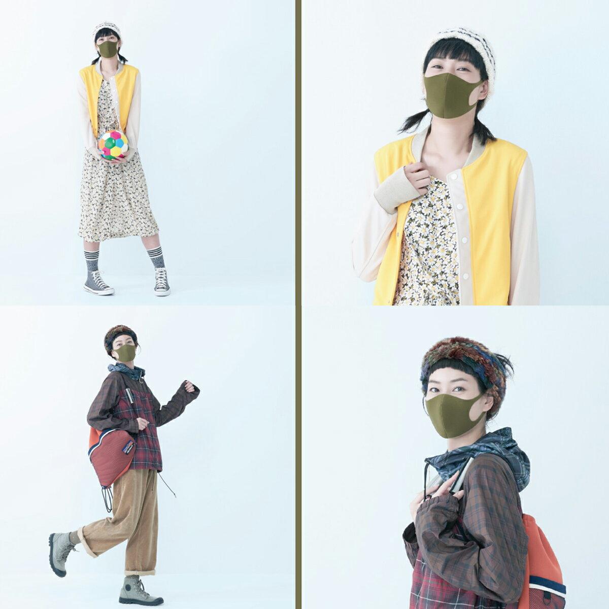 国内正規品 ピッタマスク PITTA MASK ライトグレー グレー ホワイト ピンク ネイビー カーキー  スモールモード  3枚入(1袋)耳らく 普通 スポンジマスク 日本製マスク マスク日本製
