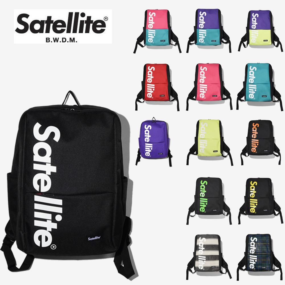 251eeb70e977 satellite satellite PROPCUBE backpack [brand satellite satellite BAG  rucksack day pack backpack Lady's men trip commuting attending school  travel Shin ...