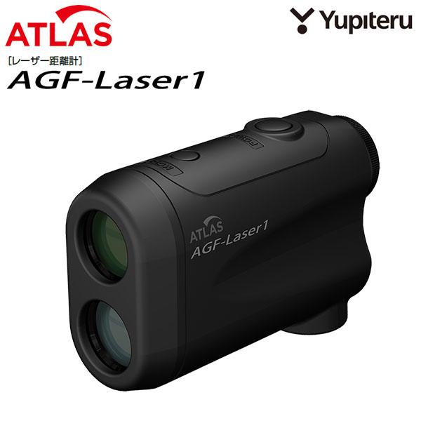 ユピテル アトラス レーザー距離計 AGF-Laser1 [2015年モデル] 【あす楽対応】 【ポイント10倍(5/27 9:59まで)】 [有賀園ゴルフ]