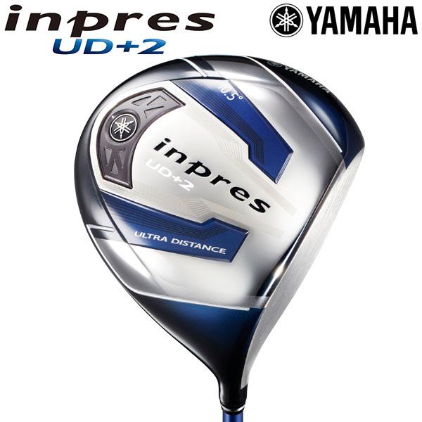 ヤマハ メンズ インプレス UD+2 ドライバー TMX-417D シャフト [2017年モデル]  [有賀園ゴルフ]