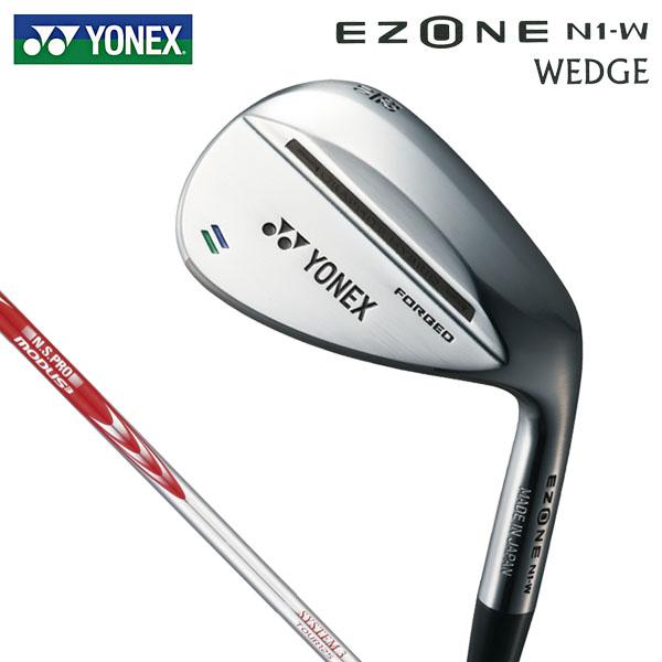 ヨネックス EZONE N1-W ウェッジ N.S.PRO MODUS3 SYSTEM3 TOUR125 スチールシャフト [2016年モデル] [有賀園ゴルフ]