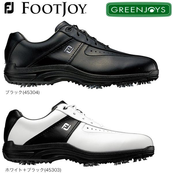 フットジョイ 有名な メンズ GREENJOYS スピード対応 全国送料無料 ソフトスパイク ゴルフシューズ あす楽対応 有賀園ゴルフ